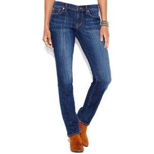 Lucky Brand Sweet n Straight Leg Jeans